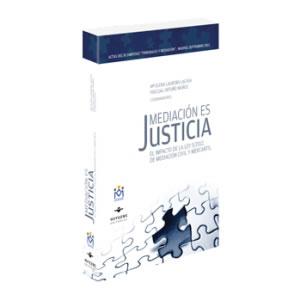 Mediación es justicia