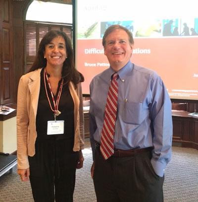 Workshop de negociació a Harvard University